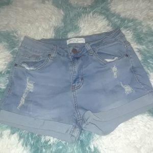 Women's size 7 Jean shorts from Encore Jeans